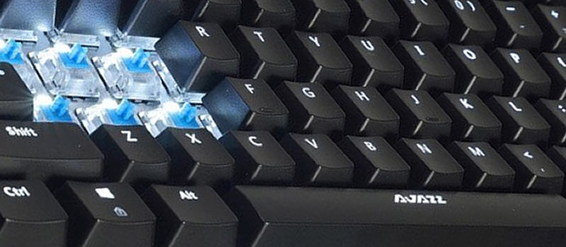 Gateron Blue switches
