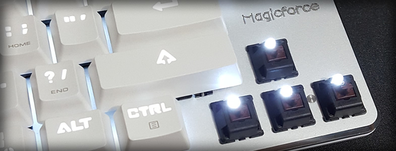 Magicforce 68 Review Header