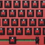 Cherry MX Red LED Switches