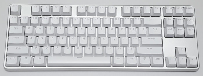 Xiaomi Yuemi Pro MK02 Aluminum TKL Mechanical Keyboard