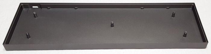 Thin aluminum case