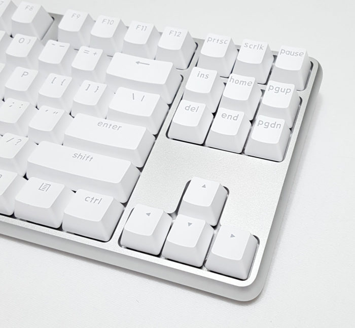 CNC milled aluminum case with soft rounded corners