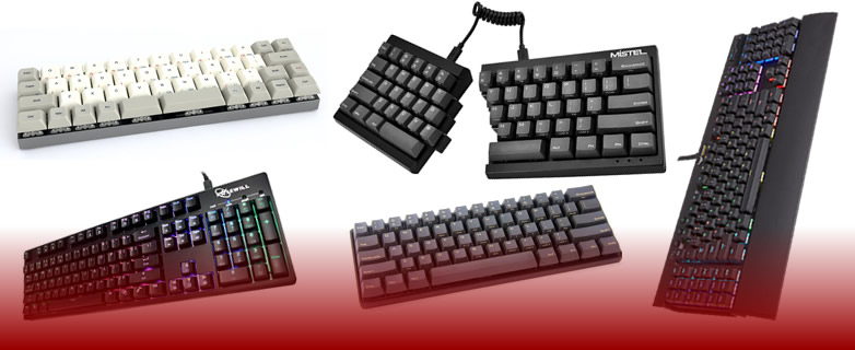 Best Programmable Mechanical Keyboards