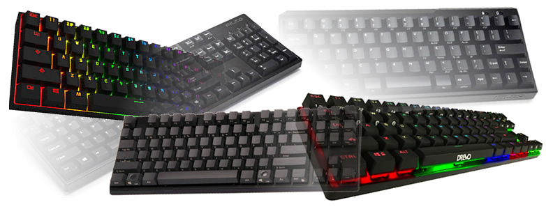 best wireless mechanical keyboard cutting the cord in 2019. Black Bedroom Furniture Sets. Home Design Ideas