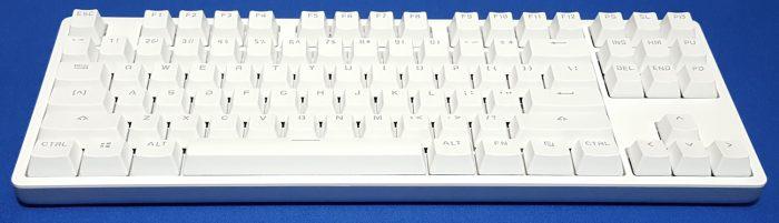 2-tone white/silver color combination