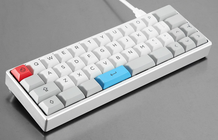 MiniVan 40% Programmable Mechanical Keyboard Kit