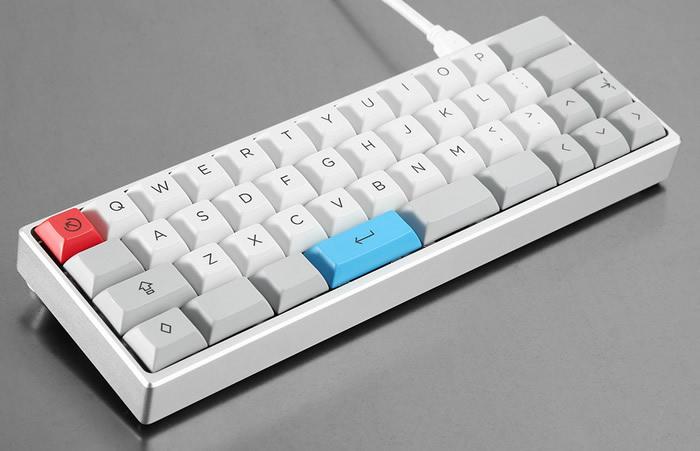 MiniVan 40% Programmable Mechanical Keyboard Kit
