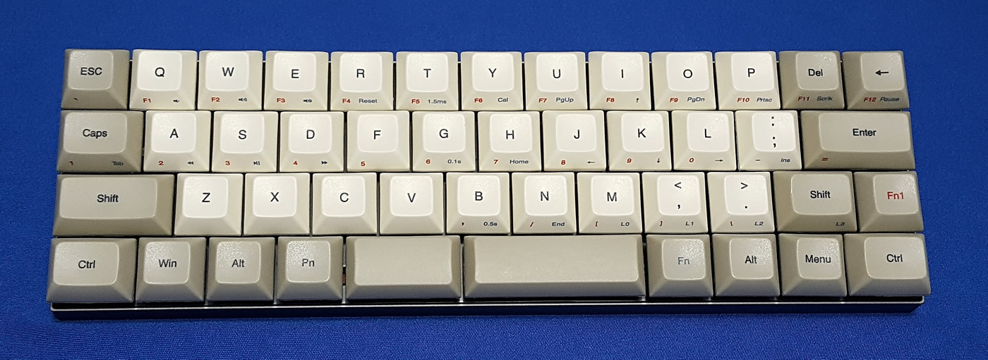 Vortex CORE Review: Viva Tiny Mechanical Keyboards!